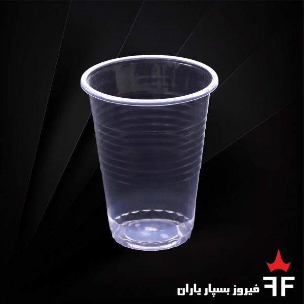 ظروف یکبارمصرف آشامیدنی و لبنی لیوان سری C150