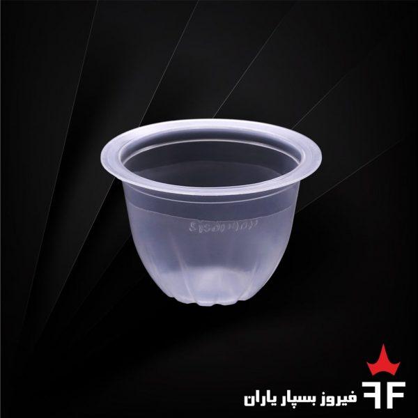 ظروف یکبارمصرف لبنیات و آشامیدنی سری C2