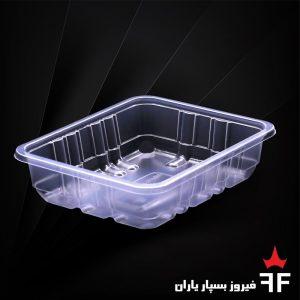 ظروف بسته بندی یکبارمصرف خشکبار سالاد ترشیجات سری N1-200
