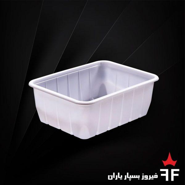 ظروف بسته بندی یکبارمصرف رنگی خشکبار سالاد ترشیجات 2