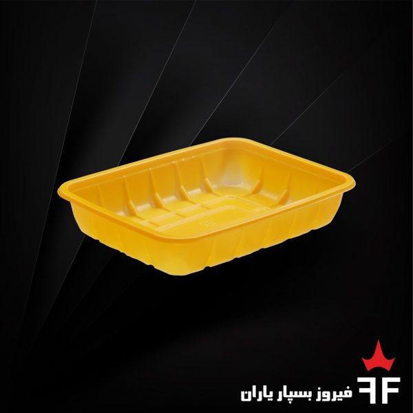 ظروف بسته بندی یکبارمصرف رنگی خشکبار سالاد ترشیجات 5